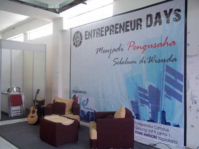 entrepreneur amikom